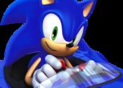 Sonic & SEGA All-Stars Racing for Mac logo