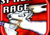 Space Rage 3D Leap Motion for Mac logo