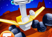 Space rovers - by Thematica for Mac logo