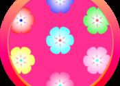 Spring Flowers for Mac logo