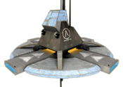 Starbase Gunship for Mac logo
