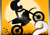 Stick Stunt Biker 2 for Mac logo