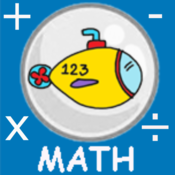 Submarine Math for Mac logo