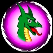 Super Jetpack Dragon IV for Mac logo