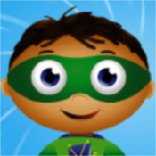 Super WHY! The Power to Read! for Mac logo