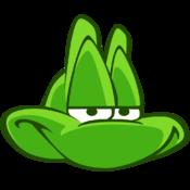 Superfrog HD for Mac logo