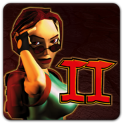 Tomb Raider II for Mac logo