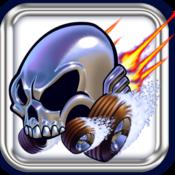 Trucks and Skulls for Mac logo