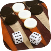 True Backgammon HD for Mac logo