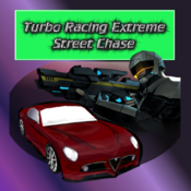 Turbo Racing Extreme Street Chase for Mac logo