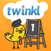 Twinkl Phonics Phase One for Mac logo