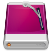 CleanMyDrive: External Drives Manager for Mac logo