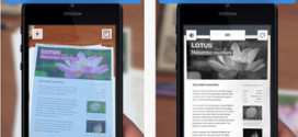 transform iPhone or iPad into portable scanner