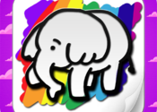 Little Artist - Drawing and Coloring Book for Mac logo