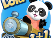 Lola's Math Train - Fun with Numbers, Counting, Addition, Subtraction and More! for Mac logo