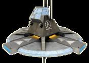 Starbase Gunship for Mac logo