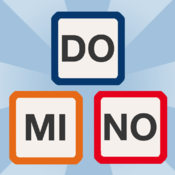 Word Domino - Letters game for kids and grownups for Mac logo