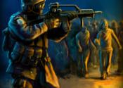 Zombie in City 3D Pro for Mac logo